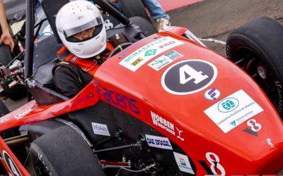 Equipe V8 Racing - Foto do carro