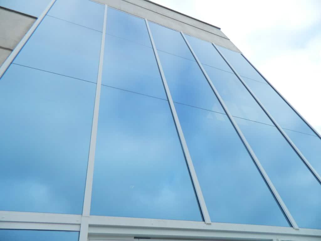 Foto da fachada da Engetref (escritório)