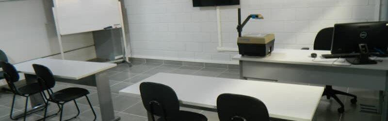 Sala de treinamento (instalação)