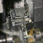 Corte e usinagem de peças tubulares