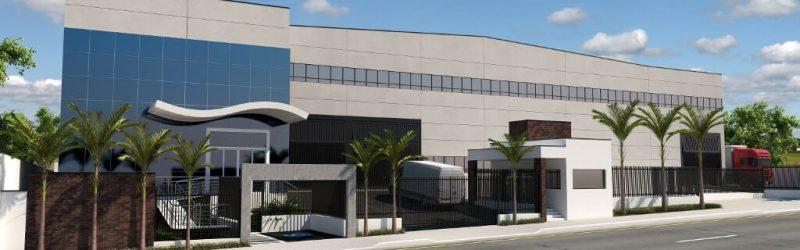 Modelo da fachada - Imagem 1