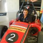 Foto de um colaborador da Engetref no carro da V8 Racing - 9