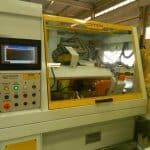 Nova máquina para corte e escovamento de tubos