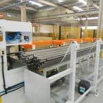 Alimentador da máquina para corte e escovamento de tubos - Vista 1